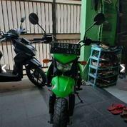 Kawasaki KL 110D (KSR 110) Non Kopling
