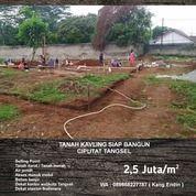 Tanah Kavling Siap Bangun Termurah Di Ciputat Tangerang Selatan (25036939) di Kota Tangerang Selatan