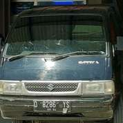Mobil Carry Pick Up St 1.5 Thn 2014, Hitam,