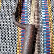 Keris Tombak Buntut Mimi Cipir Ujung Senapan Kuno Unik Antik (25062591) di Kab. Sragen