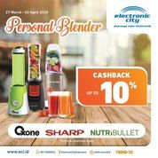 Electronic City Cashback Up To 10%
