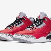 Jordan 3 Retro SE Fire Red - US size 7
