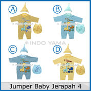Jumper Baby Jerapah 4 (25132095) di Kota Jakarta Barat