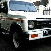 Mobil Bekas SUZUKI JIMNY KATANA GX SJ410 Tahun 2000 (GX Asli Bukan Rubahan) (25142075) di Kota Jakarta Pusat