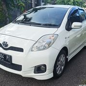 Toyota Yaris E At 2013 Putih Not S Trd Limited