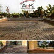 Lantai Decking Tile DIY S25 Kayu Asri