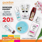 Guardian Skincare Favorit 20% Off