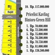 KAVLING BINTORO MURAH (25214535) di Kab. Jember