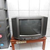 Tv SHarP 21 Inc Bening Suara Ok Siap Pake KATAPANG,KAB.BANDUNG