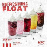 KFC Refreshing Float