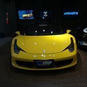 2011 Ferrari 458 Italia Yellow On Black (25260195) di Kota Jakarta Selatan