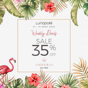 Lunadorii Weekly Deals SALE 35% OFF