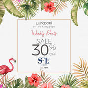 Lunadorii Weekly Deals Sister For Life (SFL) SALE 30% OFF
