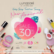 Lunadorii NEW ARRIVAL SALE Up to 30% Discount