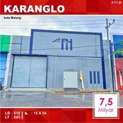 Gudang Luas 885 Di Karanglo Singosari Kota Malang _ 171.20 (25297059) di Kota Malang