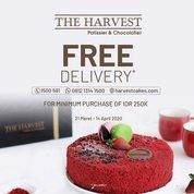The Harvest Free Delivery