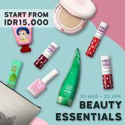 Holika Holika Discount up to 50% Promo Start from Rp 15.000