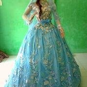 Gaun Pengantin Kebaya Baby Blue (25307723) di Kab. Tangerang