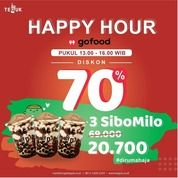 Teguk Happy Hour Gofood 70%