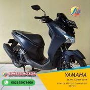 YAMAHA LEXI S TAHUN 2019 MANTUL (25310991) di Kota Depok