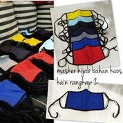 Masker Kain Kaos Model Tali Reuseable Termurah (25311751) di Kota Semarang