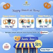 Auntie Anne's Happy Snack At Home