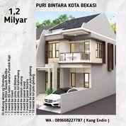 Cluster Puri Bintara - Rumah Elit Dekat Tol Bintara (25321775) di Kota Bekasi