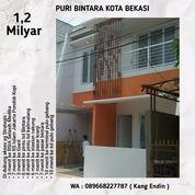 Rumah Cluster Strategis Dekat Tol Kalimalang - Puri Bintara (25321935) di Kota Bekasi