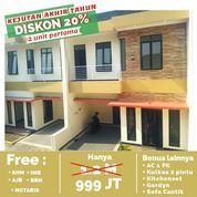 Promo Murah TownHouse D'Puspita Residence Kota Bekasi (25322683) di Kota Bekasi