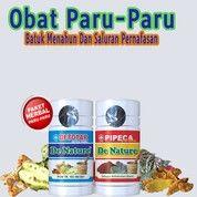 Obat TBC - Batuk Berdarah / Kering / Berdahak / Basah / Berlendir / Menahu & Akut Herbal DeNature