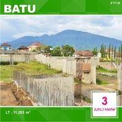 Tanah Poros Jalan Luas 11.203 Di Punten Bumiaji Kota Batu Malang _ 177.20 (25346587) di Kota Malang