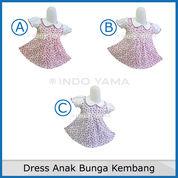 Dress Anak Bunga Kembang