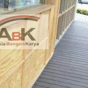 Decking WPC Lantai Outdoor KA140S25 Kayu Asri (25359051) di Kota Surabaya