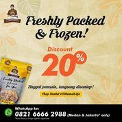 Chop Buntut Freshly Packed And Frozen Discount 20%