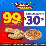 Domino's Pizza Fantastic Weekend