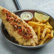 Fish Sreat Diskon 50% Grabfood