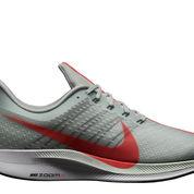 Nike Zoom Pegasus Turbo Wolf Grey Hot Punch - US size 10.5