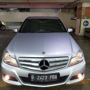 Mercedes Benz C200 Cgi Facelift 2012 Super (25406747) di Kota Jakarta Selatan