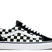 Checkerboard DX Black White Japan Market - US size 5H
