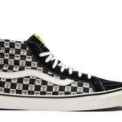 Vans Sk8-Hi Spongebob Checkerboard - US size 8.5