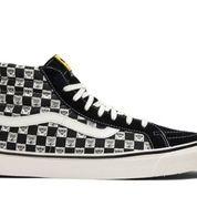 Vans Sk8-Hi Spongebob Checkerboard - US size 9