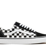 Vans Old Skool DSM Checkerboard Black White - US size 9