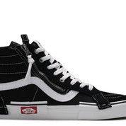 Vans Sk8-Hi Reissue CA Black - US size 8