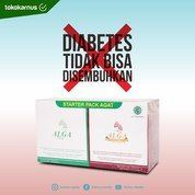 Alga Series - Nutrisi Penyembuh Diabetes