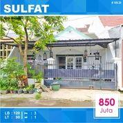 Rumah 2 Lantai Luas 90 Di Sulfat Titan Kota Malang _ 189.20 (25432327) di Kota Malang