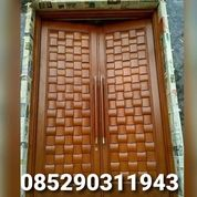 Pintu Ukir Sulam Jati (25435947) di Kab. Jepara