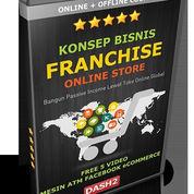 Konsep Bisnis Franchise Online Store DVD (2544538) di Kota Jakarta Barat