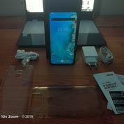 ASUS Zenfone 6 RAM 6 Memori 128 2020 Mulus 99 Resmi Indonesia Fullset Bonus Case Black Mirror (25454595) di Kota Jakarta Utara