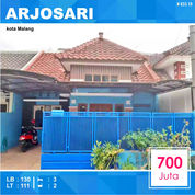 Rumah 2 Lantai Luas 111 Di Bale Arjosari Kota Malang _ 633.19 (25466103) di Kota Malang
