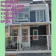 Rumah 2 Lantai Murah Di Kranggan Jatisampurna (25468551) di Kota Jakarta Selatan